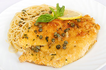 Chicken Piccata - click for recipe