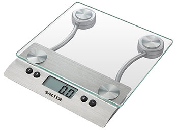 Salter brand digital scale