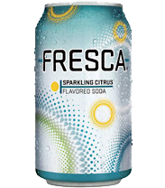 a can of Fresca