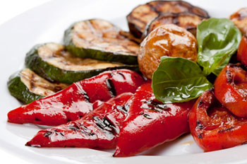 Grilled vegetables - a delicious way to eat vegetables!