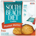 South Beach Diet Peanut Butter Cookies
