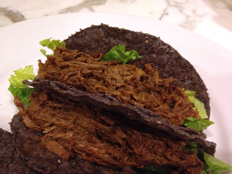 Barbacoa recipe from Dr. Gourmet