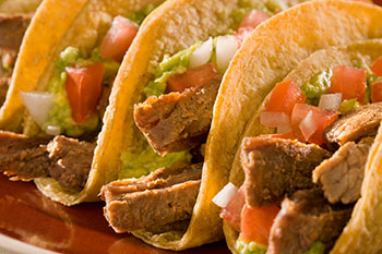 Chipotle Steak Tacos, a healthy recipe from Dr. Gourmet