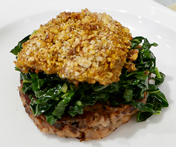 Pecan Crusted Trout recipe from Dr. Gourmet
