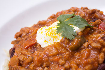 Chili Con Carne Recipe from Dr. Gourmet