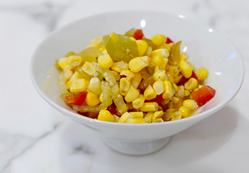 Corn Chow Chow Recipe from Dr. Gourmet