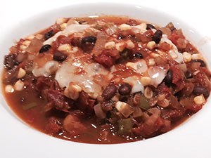 Mexican Pork Casserole recipe by Dr. Gourmet