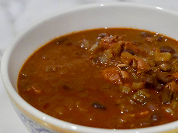 Quick Chicken Mole Easy Healthy Soup And Stew Recipes From Dr Gourmet