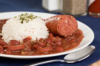 Coumadin Safe Red Beans and Rice Recipe