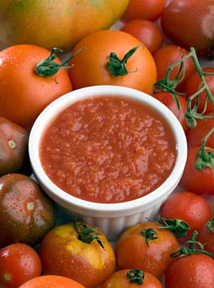 Tomato Sauce and Tomatoes