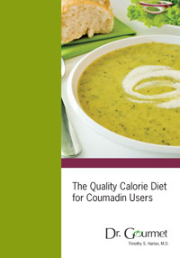 eatTHISdiet for Coumadin Users Book Cover