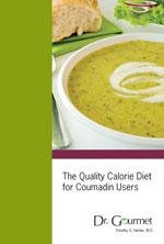 The Quality Calorie Diet for Coumadin Users