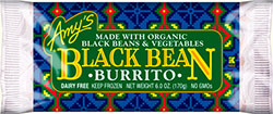 Dr. Gourmet Reviews the Black Bean Burrito from Amy's Kitchen