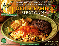 Tofu Scramble and Mexican Tofu Scramble, from Amy\'s Kitchen : Dr ...