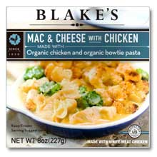 Blake's All Natural Foods Mac and Cheese with Chicken Review