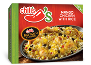 Review of Chili's Mango Chicken with Rice by Dr. Gourmet