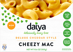 Dr. Gourmet reviews Cheezy Mac from daiya Foods