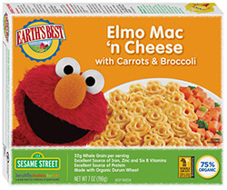 Dr. Gourmet reviews Elmo Mac 'n Cheese from Earth's Best