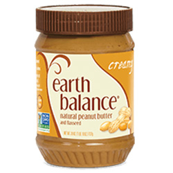 Dr. Gourmet reviews Earth Balance's classic peanut butter, available in convenient packets