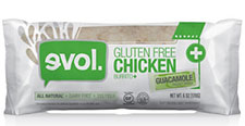 evol Foods Gluten-Free Chicken Burrito Review by Dr. Gourmet