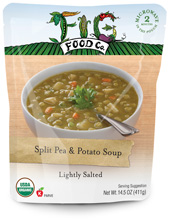 Fig Foods Nonna's Minestrone Soup Review by Dr. Gourmet