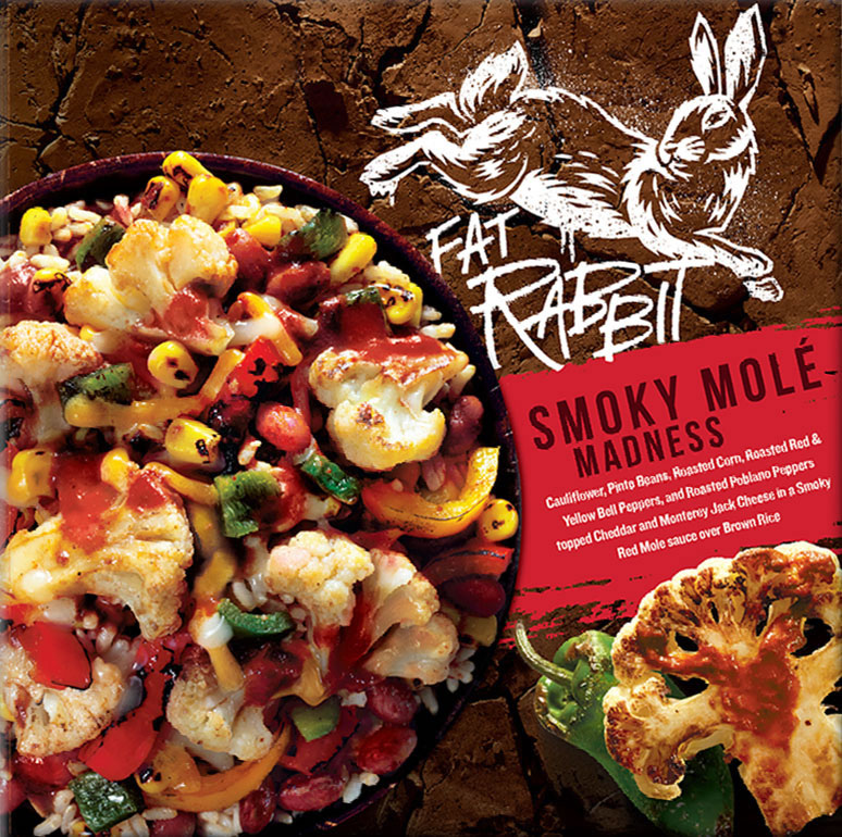 Dr. Gourmet reviews the Smoky Mole Madness bowl from Fat Rabbit
