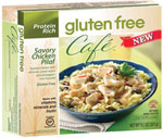 Gluten Free Cafe Savory Chicken Pilaf Review