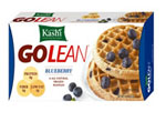 GoLean Blueberry Waffles
