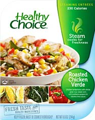 Healthy Choice Roasted Chicken Verde