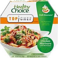Healthy Choice Cafe Steamers Grilled Chicken Marinara