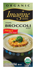 Imagine Foods Creamy Broccoli Soup Review
