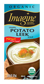 Imagine Foods Creamy Potato Leek Soup Review
