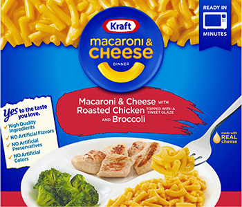 Kraft Macaroni And Cheese Dinners Dr Gourmet S Food Reviews