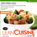 Lean Cuisine Cafe Classics Bowl: Grilled Chicken Caesar