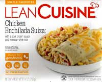 Review of Lean Cuisine Chicken Enchilada Suiza