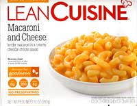 Review of Lean Cuisine's Macaroni and Cheese