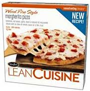 Lean Cuisine Margherita Pizza