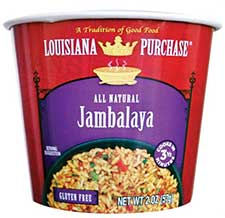 Louisiana Purchase Jambalaya Review by Dr. Gourmet