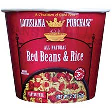Louisiana Purchase Red Beans & Rice Review by Dr. Gourmet