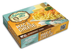 Momma B's Homestyle Mac & Cheese Reviewed by Dr. Gourmet