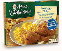 Review of Marie Callender's Herb Roasted Chicken by Dr. Gourmet