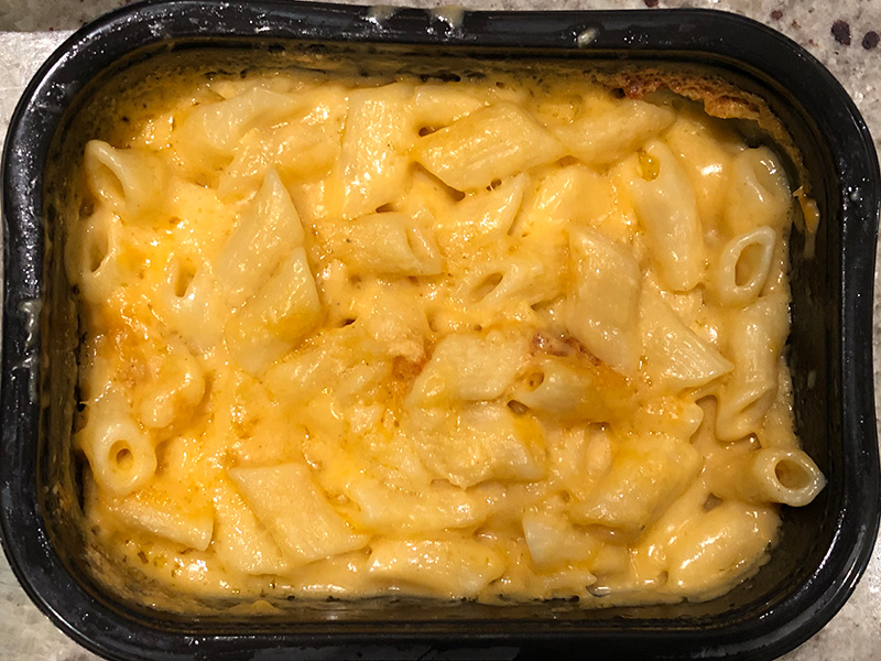 Mac & Cheese from Manini's Gluten Free, after cooking