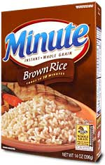 Minute Rice Brown Rice