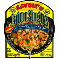 Dr. Gourmet Reviews Savoie's Foods' Louisiana Pork Stew
