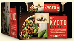 Dr. Gourmet Reviews The Kyoto Burrito from Sweet Earth Natural Foods