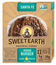Dr. Gourmet reviews the Santa Fe veggie burger from Sweet Earth Natural Foods