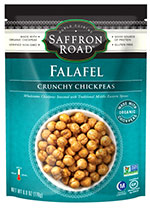 Dr. Gourmet Reviews Falafel Chickpeas from Saffron Road Food