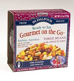 St. Dalfour Gourmet on the Go Three Beans with Sweetcorn Review