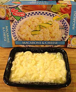 Tuv Taam Foods Macaroni & Cheese Review by Dr. Gourmet