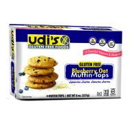Udi's Gluten-Free Blueberry Muffin Top Review